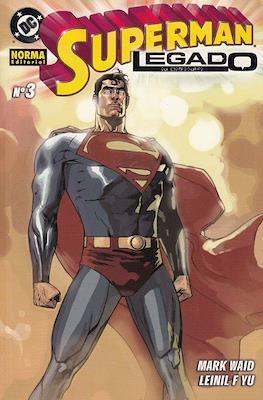 Superman. Legado (Rústica 112 pp) #3