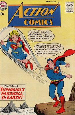 Action Comics Vol. 1 (1938-2011; 2016-) (Comic Book) #258
