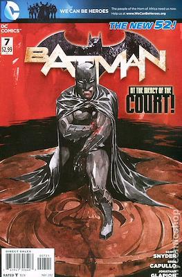 Batman Vol. 2 (2011-2016 Variant Covers) (Comic Book) #7