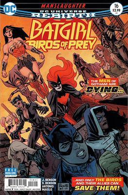 Batgirl and the Birds of Prey (2016-2018) (Grapa) #16