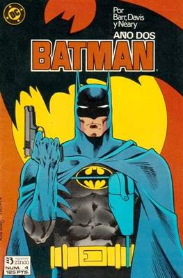 Batman (1987-1993) (Grapa) #4