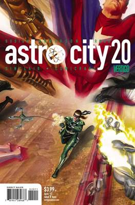 Astro City (Comic Book) #20