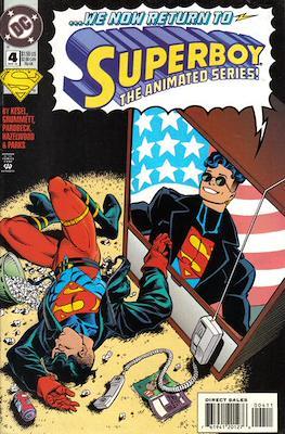 Superboy Vol. 4 #4