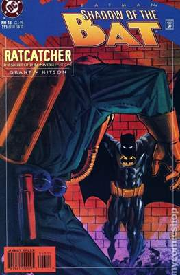 Batman: Shadow of the Bat (Comic book) #43
