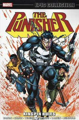 The Punisher - Epic Collection #3