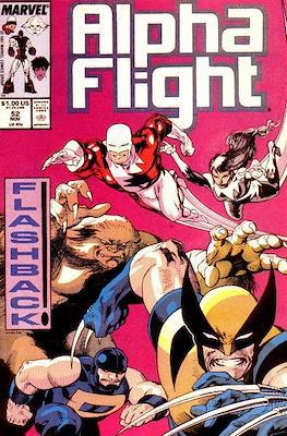 Alpha Flight vol. 1 (1983-1994) (Comic Book) #52