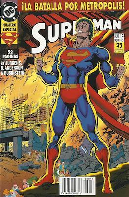 Superman (1993-1996) (Grapa, 48-72 páginas) #13
