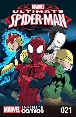 Ultimate Spider-Man: Infinite Comics #21
