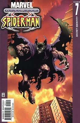 Ultimate Spider-Man (2000-2009; 2011) (Comic-Book) #7