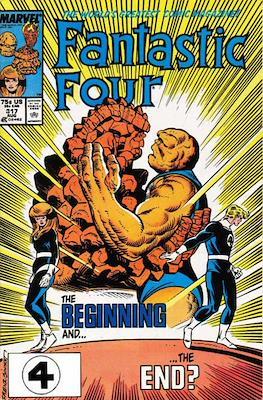 Fantastic Four Vol. 1 (1961-1996) (saddle-stitched) #317