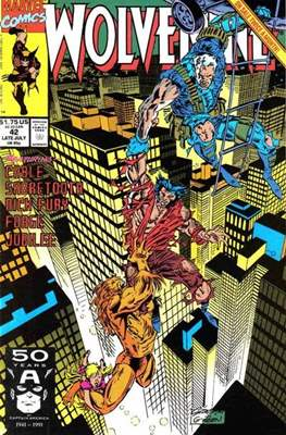 Wolverine (1988-2003) (Comic Book) #42