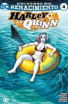 Harley Quinn (Rústica) #4