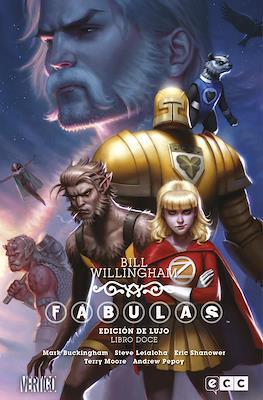Fábulas - Edición de lujo (Cartoné) #12