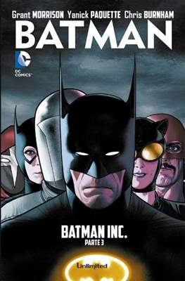 Batman Inc. (Rústica) #3