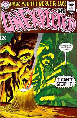The Unexpected (Comic Book) #110
