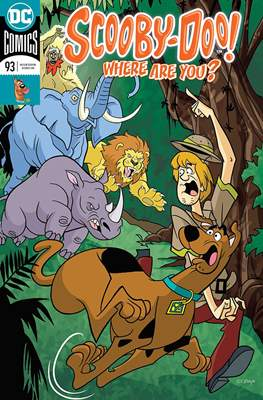 Scooby-Doo! Where Are You? #93
