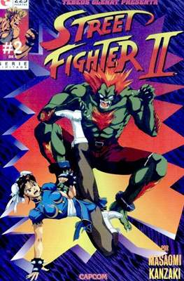 Street Fighter II (Rústica 32 pp) #2