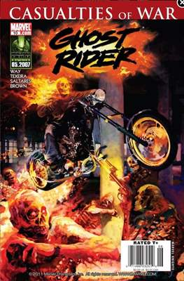 Ghost Rider Vol. 3 #10