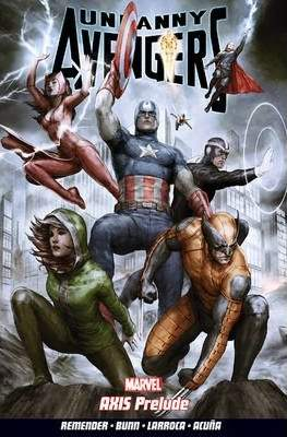 Uncanny Avengers (Softcover) #5