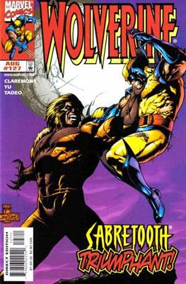 Wolverine (1988-2003) (Comic Book) #127