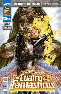 Los 4 Fantásticos / Los Cuatro Fantásticos Vol. 7 (2008-) #134/34