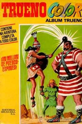 Trueno Color (Rústica, 64 páginas (1970)) #12