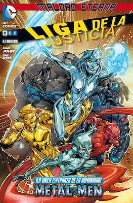 Liga de la Justicia. Nuevo Universo DC / Renacimiento (Grapa) #28