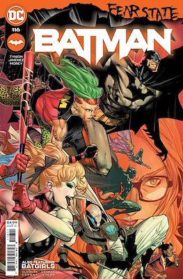 Batman Vol. 3 (2016-) #116
