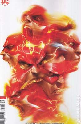 The Flash Vol. 5 (2016- Variant Covers) (Comic Book) #50