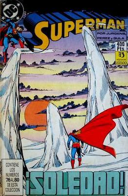 Superman (1984) (Retapado, Tomo rústica) #24