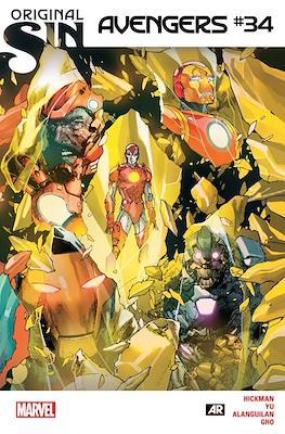 The Avengers Vol. 5 (2013-2015) (Digital) #34