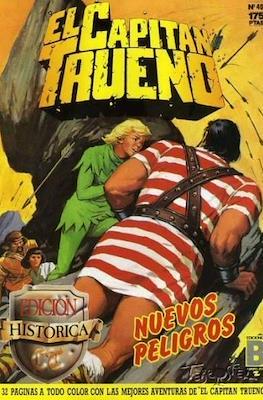 El Capitán Trueno. Edición Histórica (Grapa, 36 páginas) #40