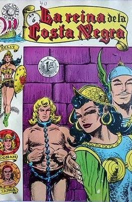 La Reina de la Costa Negra (2ª época - Grapa) #6