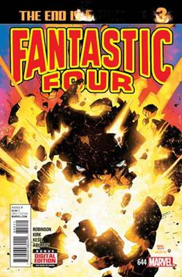 Fantastic Four Vol. 5 #644