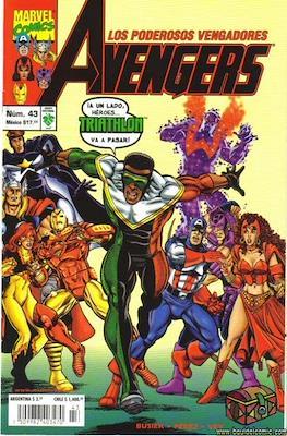Avengers (Grapa) #43