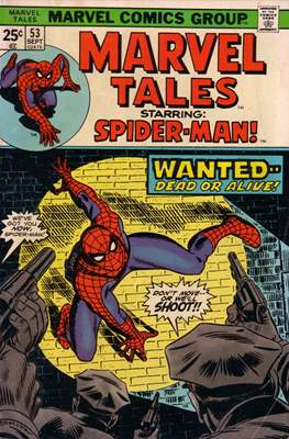 Marvel Tales (Comic Book) #53