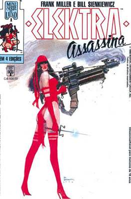 Elektra Assassina (Grapa) #1