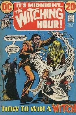 The Witching Hour Vol.1 (Grapa) #26