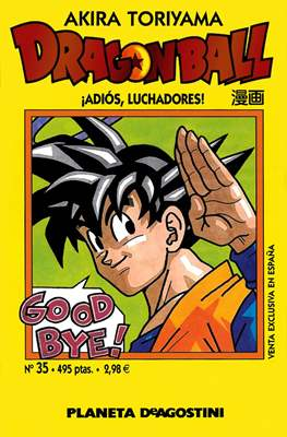 Dragon Ball (Rústica) #35