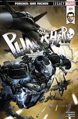 The Punisher Vol. 11 (2017) (Comic-book) #221