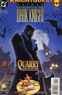 Batman: Legends of the Dark Knight Vol. 1 (1989-2007) (Comic Book) #59