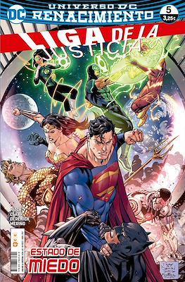 Liga de la Justicia. Nuevo Universo DC / Renacimiento #60 / 5