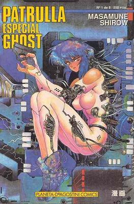 Patrulla Especial Ghost #1