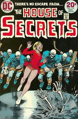 The House of Secrets (Grapa) #114