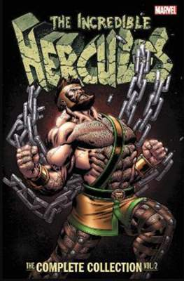 The Incredible Hercules: The Complete Collection #2
