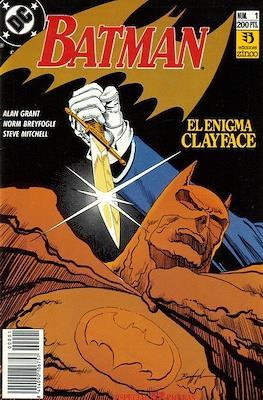 Batman. El enigma Clayface #1