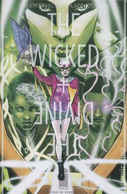The Wicked + The Divine (Variant covers) (Comic Book) #39