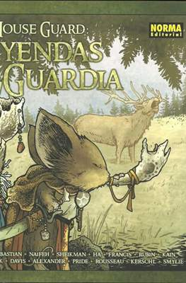 Mouse Guard. Leyendas de la Guardia (Cartoné 144 pp) #1