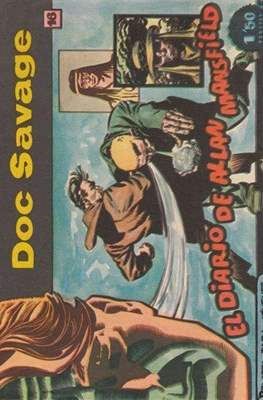 Doc Savage (Grapa (1961)) #16