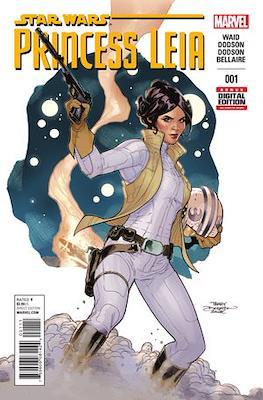 Princess Leia. Star Wars (Comic book) #1